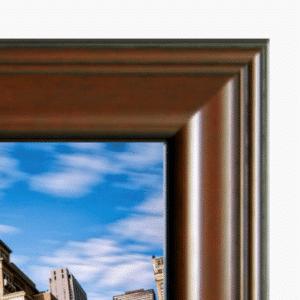 Classic Mahogany Frame